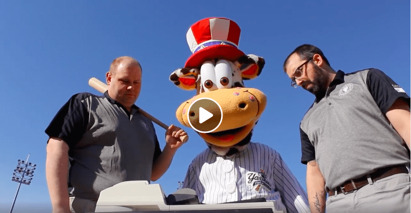 Staten Island Yankees Announce Partnership with KDI Office Technology