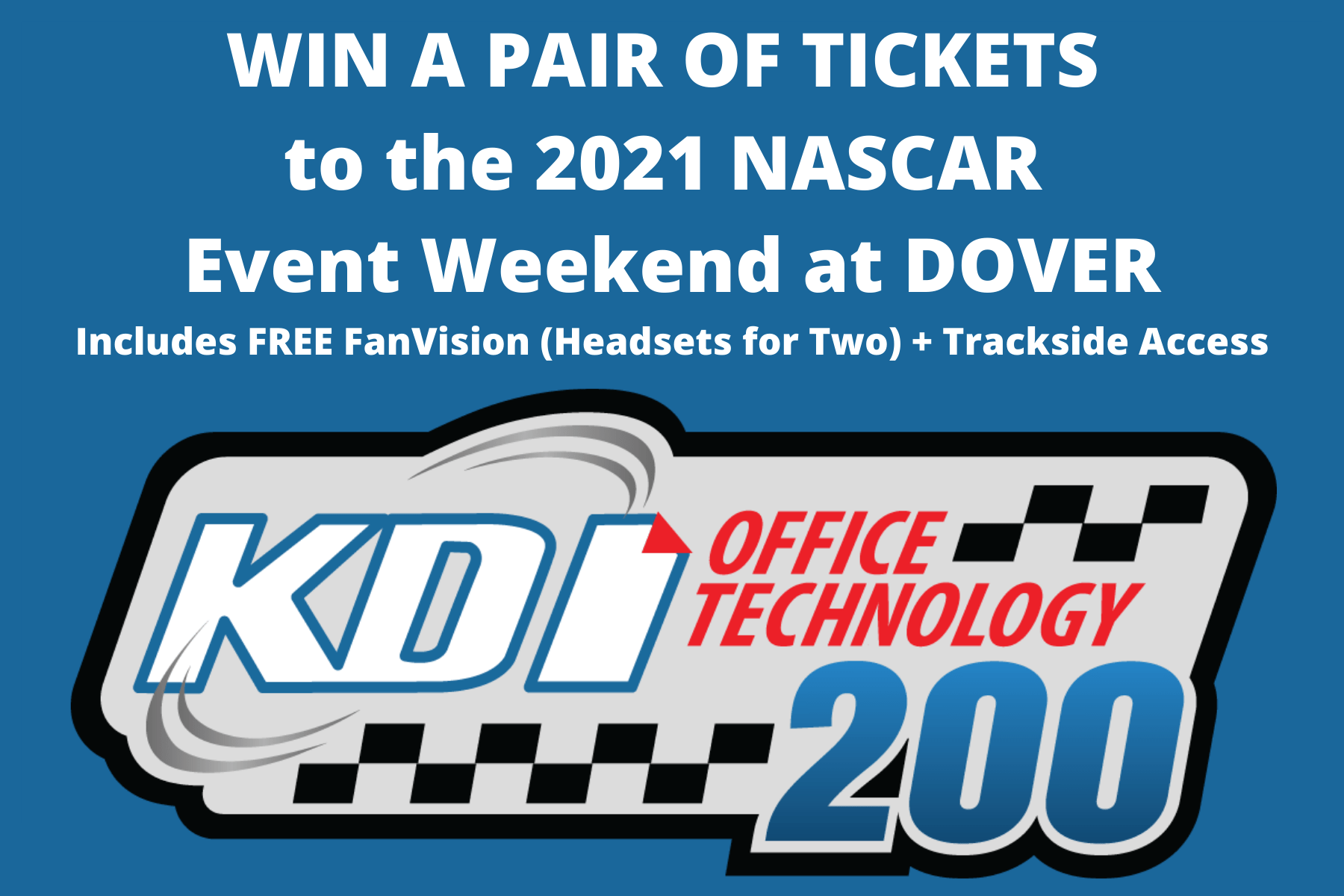 KDI Dover Sweepstakes