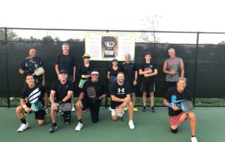 KDI Director of Sales Spearheads Pickleball Charity Tournament in Cherry Hill